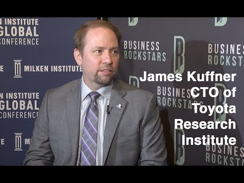 The Future Of AI w/ CTO of Toyota Research Institute