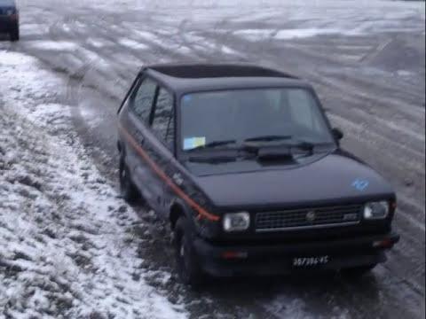 Fiat 127 Sport 70 Hp Tribute Tributo Storia Foto Pictures 3su3