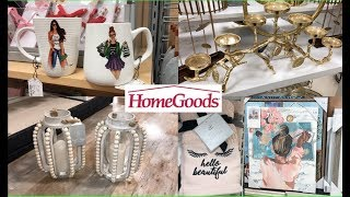 HOMEGOODS SHOP WITH ME! SPRING 2019!