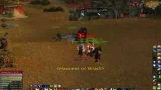 Retribution Paladin WoW 1