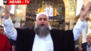 "Preacher to Jews: ""We Shall Slaughter You Without Mercy"" (VIDEO)"