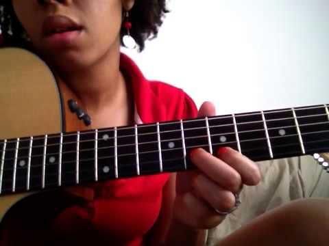 Craig David-Seven Days (guitar lesson)