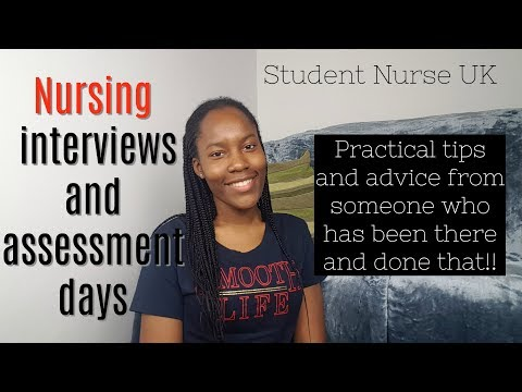 How to pass your nursing interview | Tips and advice | Student Nurse UK