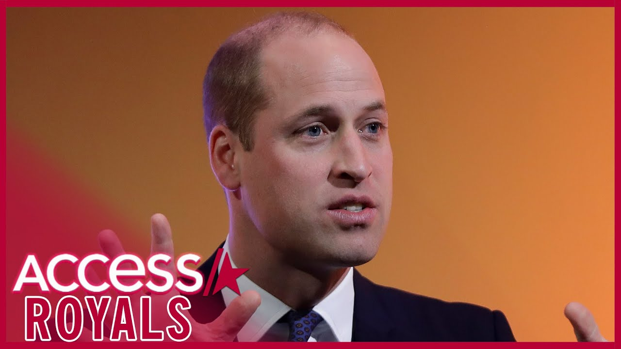 Prince William Says Fatherhood Reminded Him Of Late Mom Diana