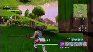 Fortnite underground glitch working 100% win every game (MUST WATCH)