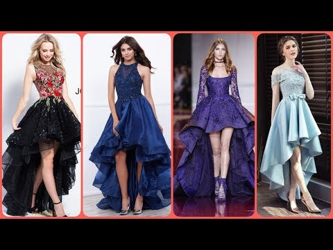fashionable-and-elegant-up-&-down-lace-skater-dress-designs-2k20.
