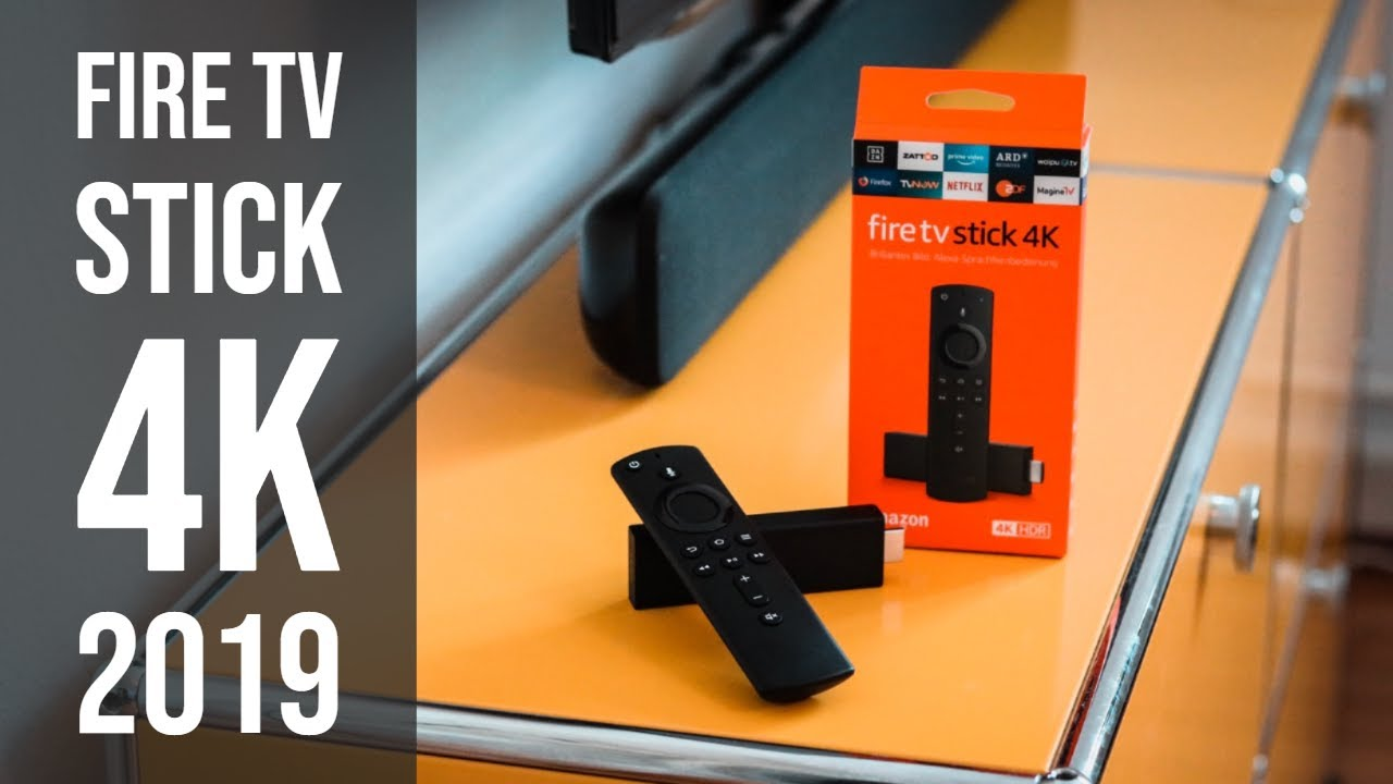 Amazon Fire TV Stick 9K - installieren und einrichten