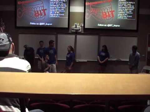 BIT Show Short Form Improv games 5/22/15 - YouTube