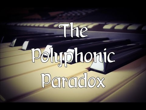 A Whiter Shade Of Reggae (Pale...) Procul Harum Cover - The Polyphonic Paradox