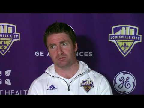 LouCity's pre-Bethlehem Steel FC press conference | James O'Connor