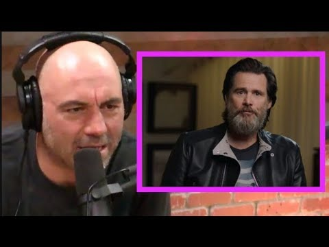 Joe Rogan on Jim Carrey 'He Must've Had Psychedelic Experiences