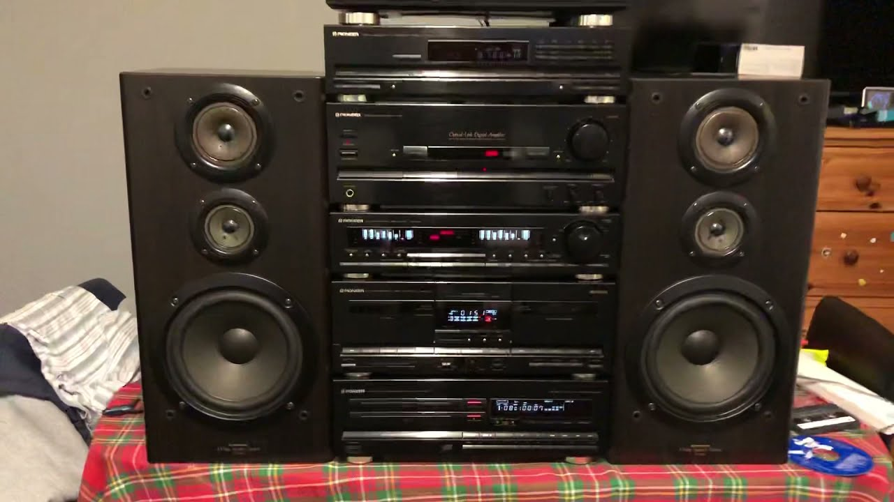 pioneer z series hifi youtube pioneer z series hifi