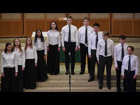OUNDLE SCHOOL PART SONG 2017