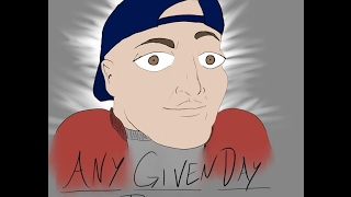Any Given Day Podcast EP1: Happy Birthday Batman | Ryan Lee's AnyGivenDayPodcast