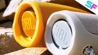 JBL Charge 4 + JBL Flip 4 - Play Together With JBL Connect Plus