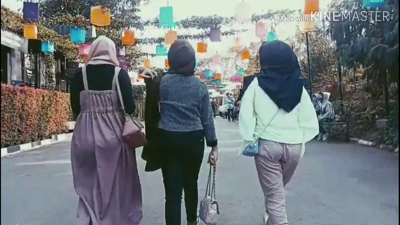 Jalan-jalan ke kota bandung 😊 - YouTube