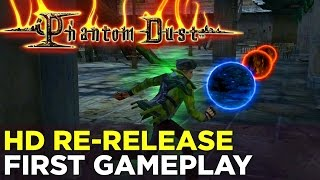 Exclusive: 19 Minutes of PHANTOM DUST HD Re-Release Gameplay