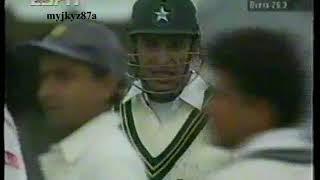 1st Match of Sahara Cup - Pakistan vs India - Toronto 1996