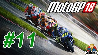 MotoGP 18 - Gameplay ITA - Carriera #11 - Nel bene e nel male