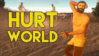 Hurtworld Gameplay - Ep. 1 - Introduction + Giveaway