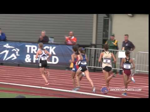 Emma Bates National Championship 2014