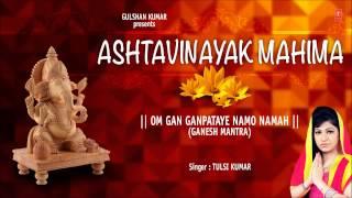 Om Gan Ganpataye Namo Namah Ganesh Mantra By Tulsi Kumar I Ashtavinayak Mahima I Juke Box