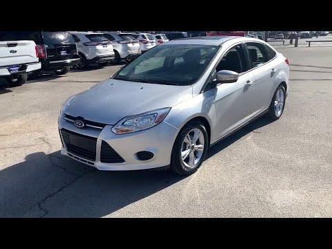 2014 Ford Focus Birmingham, Mountain Brook, Hoover, Fultondale, Trussville, AL RH1262AB