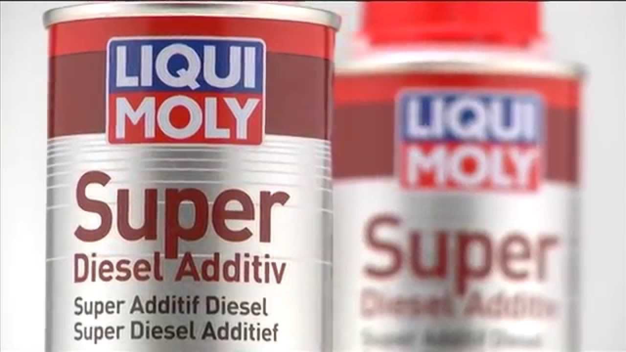 liqui moly super diesel additive youtube. Black Bedroom Furniture Sets. Home Design Ideas