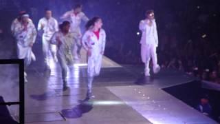 "Justin Bieber ""Take You"" Tampa Bay Times Forum 8-8-13"