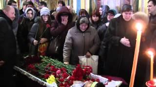 Харьковчане провели в последний путь «защитников Харькова» Алексея Шарова и Артема Жудова