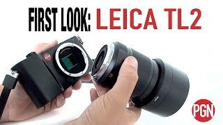 FIRST LOOK: LEICA TL2 - The Future Of Mirrorless Camera Operation?