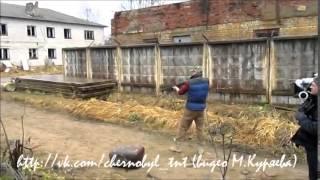 «Чернобыль  Зона отчуждения»   Охота(Видео со съемок., 2015-03-21T12:39:36.000Z)