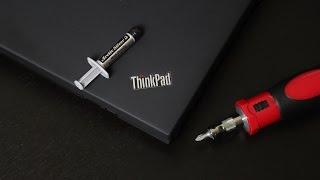 Lenovo ThinkPad T420 Repair: CPU Thermal Paste & Fan