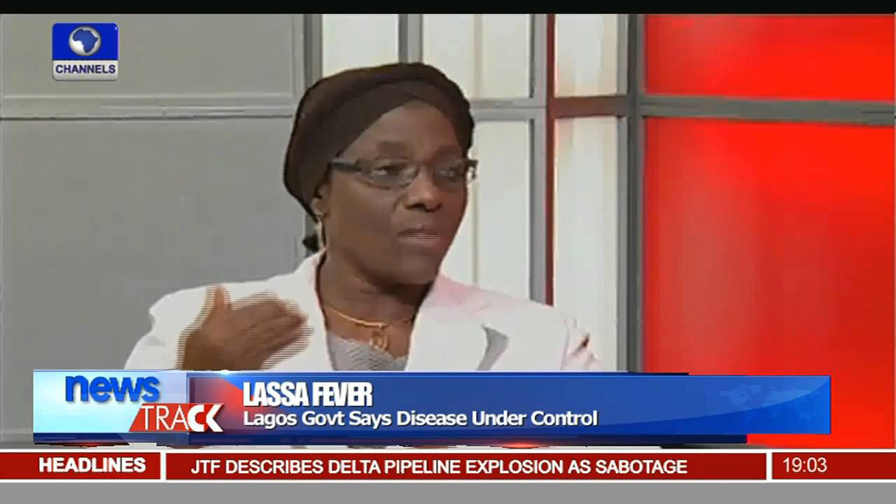 Lagos Govt Says Lassa Fever Under Control 18/01/16