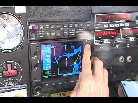 Flying the Mooney with the new Aspen Pro PFD 1000