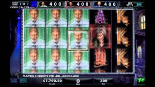 Black Widow® Video Slots with Fever Games Bonus by IGT - Illinois Gameplay video