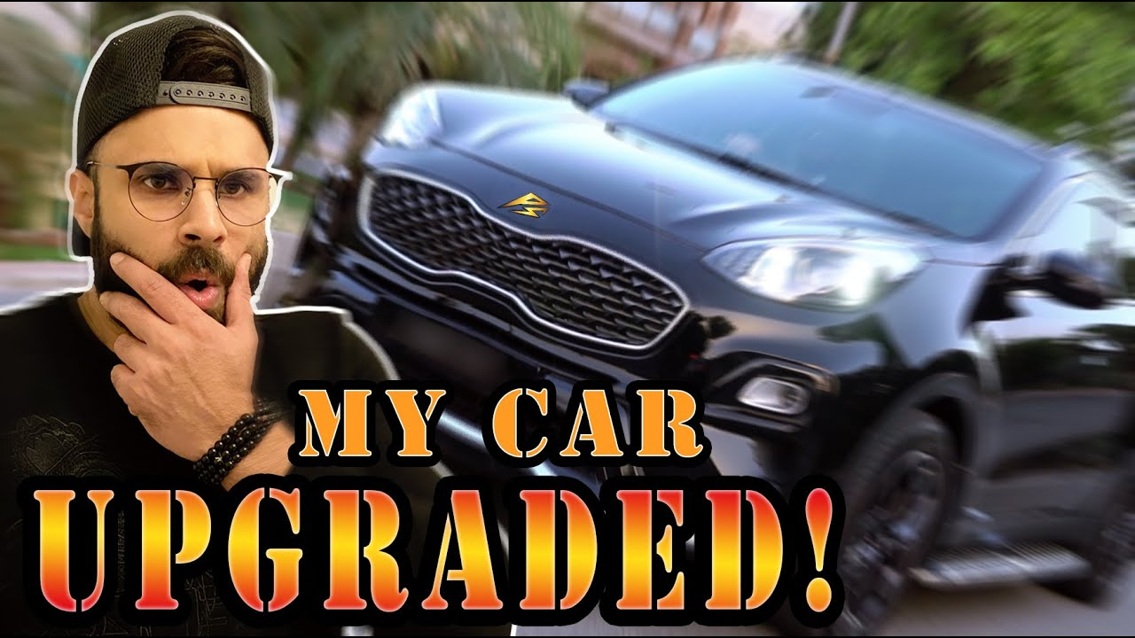 My Car Upgraded!   Rahim Pardesi   Pardesi Squad