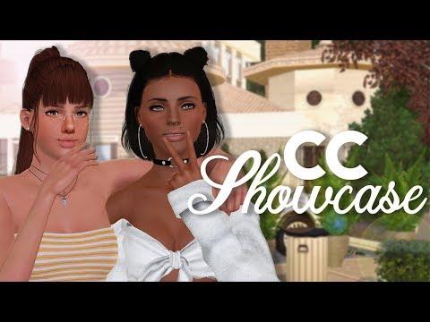 Sims 3    CC Showcase: Female Items - 70+ PIECES OF CC (Hair