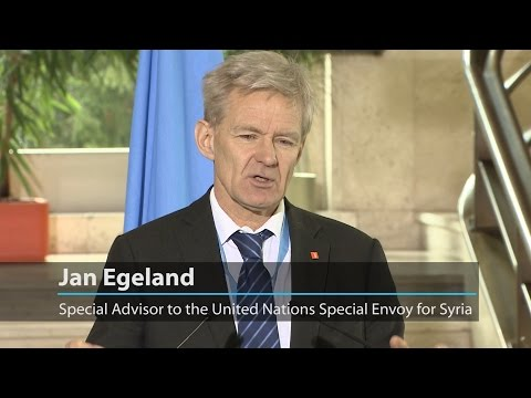 """UN aid official: East Aleppo granted humanitarian access """"for the first time"""" in months"""