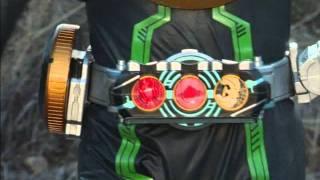 Kamen Rider ooo Tamashii Combo Henshin Sound