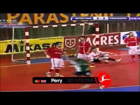 Futsal :: 16J :: Sporting - 3 x Freixieiro - 3 de 2010/2011