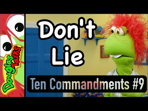 Don't Lie | The Ninth Commandment For Kids