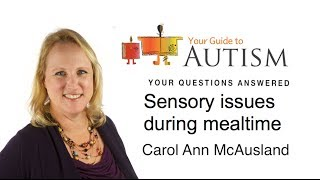 Mealtimes With An Autistic Family Member