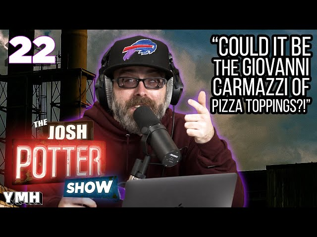 The Pizza Draft (EP 22) | The Josh Potter Show