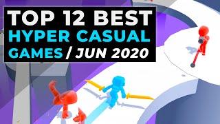 Top 12 Hyper Caṡual Games - Best Hyper-Casual Games June 2020