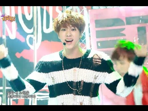 【TVPP】BTS - War Of Hormone, 방탄소년단 - 호르몬 전쟁 @ Comeback Stage, Show! Music Core Live