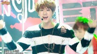 【TVPP】BTS - War of Hormone, 방탄소년단 - 호르몬 전쟁 @ Comeback Stage, Show Music Core Live