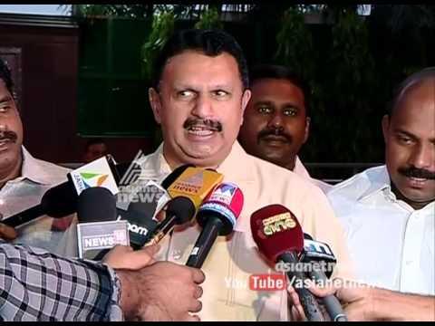 K. Muraleedharan supports Oommen Chandy on becoming KPCC pesident