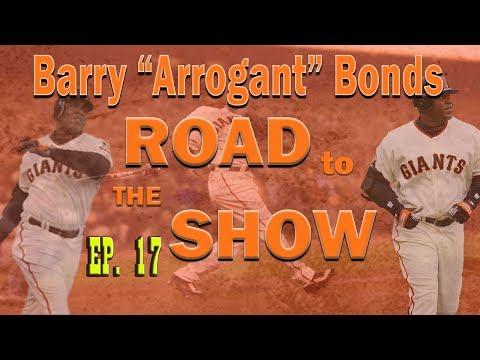 EXTRA HARD WORKOUT Barry Arrogant Bonds RTTS EP 17 MLB The Show 17