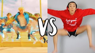 I tried learning BTS choreography in a week (DNA)